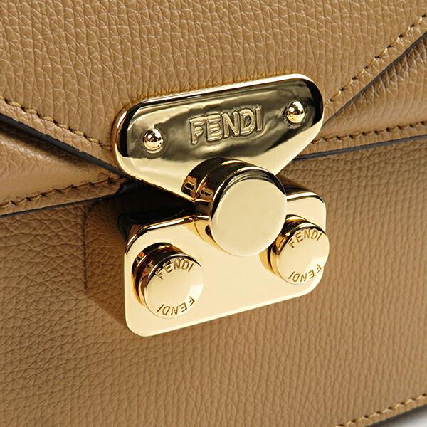 FENDI フェンディ Bag Bugs バッグバグズ レディース ショルダーバッグ チェーンバッグ 8BT311A7SU