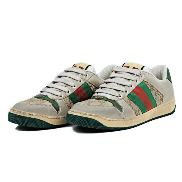 GUCCI グッチ Mens Screener GG sneaker GUCCI グッチ メンズ スクリーナー GG スニーカー シューズ 546551 9Y920
