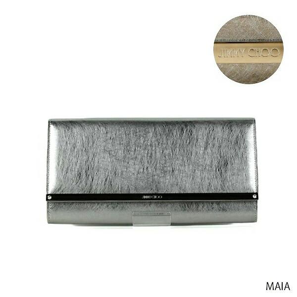 JIMMY CHOO ジミーチュウ MAIA クラッチバッグ