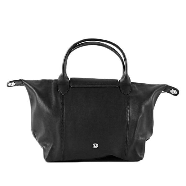 LONGCHAMP ロンシャン LE PLIAGE CUIR Top Handle Bag ショルダーバッグ トートバッグ 折りたたみ 2WAYバッグ 1512 737