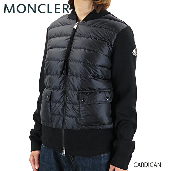 MONCLER モンクレール CARDIGAN 9B500 00 A9001 999