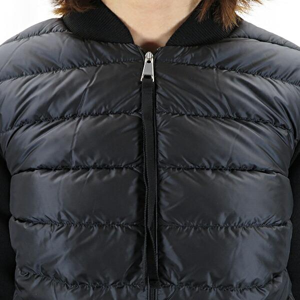 MONCLER モンクレール CARDIGAN ニット ダウンジャケット ブルゾン アウター 異素材 長袖 レディース 9B500 00 A9001 999