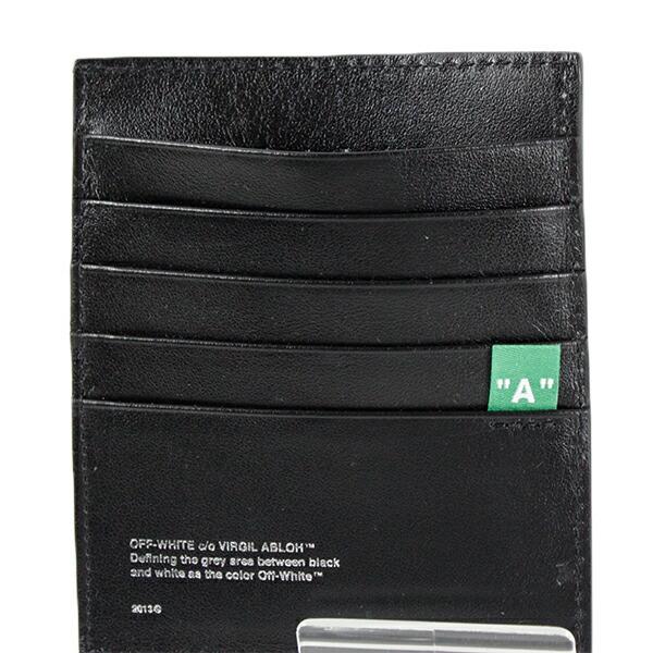 Off-White オフホワイト DIAG CARD HOLDER OMND005R19C44032