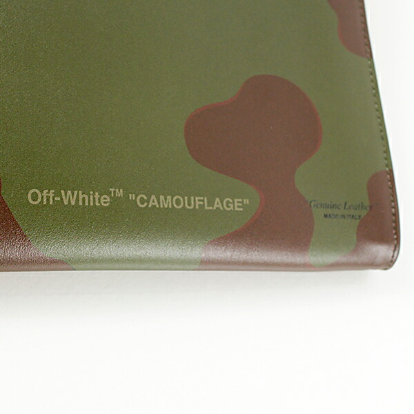 Off-White オフホワイト QUOTE DOCUMENT FOLDER OMNA053R19853023