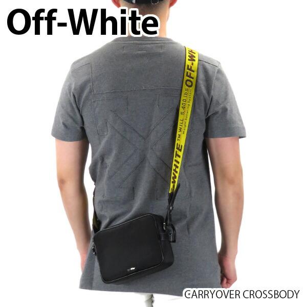 Off-White オフホワイト CARRYOVER CROSSBODY OMNA049R20E48001