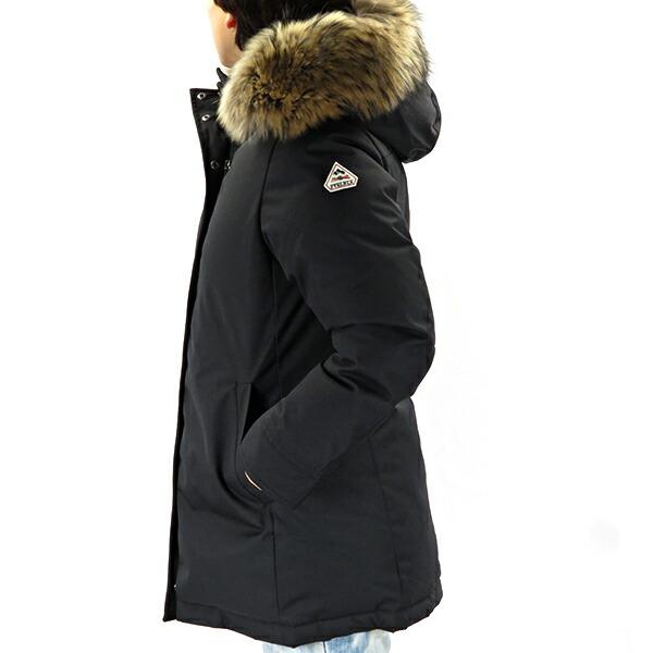 Pyrenex ピレネックス Bordeaux Fur ボルドー ファー レディース ダウンコート HWM048