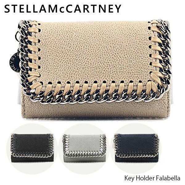 STELLA McCARTNEY ステラマッカートニー Falabella Key Case レディース ファラベラ キーケース 529340W9132
