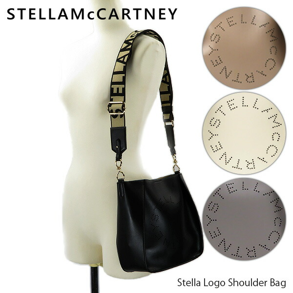 STELLA McCARTNEY ステラマッカートニー Stella Logo Shoulder Bag 700073W8542