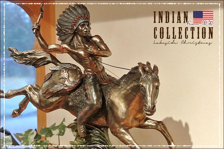 レイクサイドクリスマス インディアンコレクション