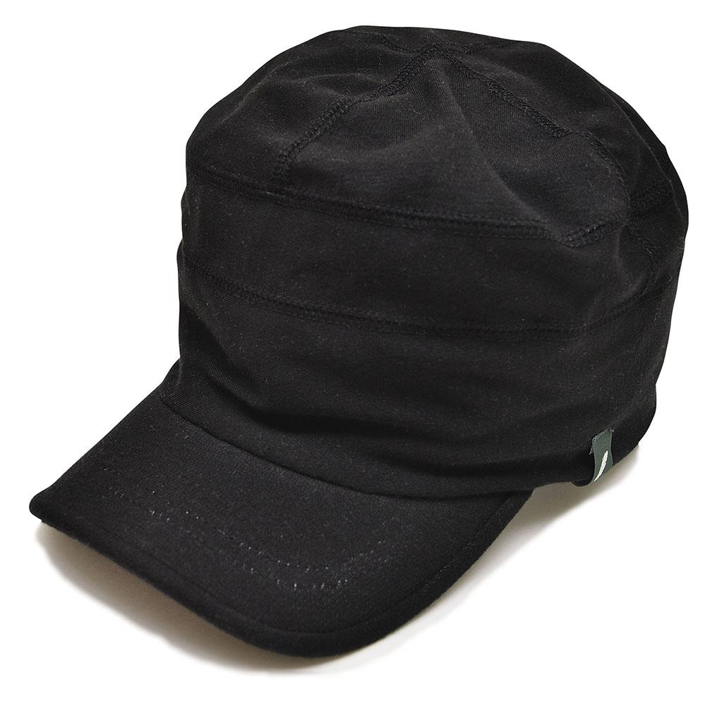 nakotaの帽子/キャップ|ブラック