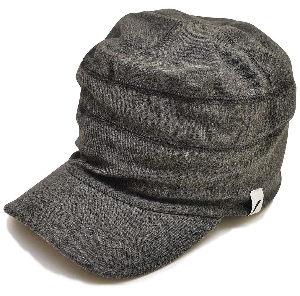 nakotaの帽子/キャップ|チャコール