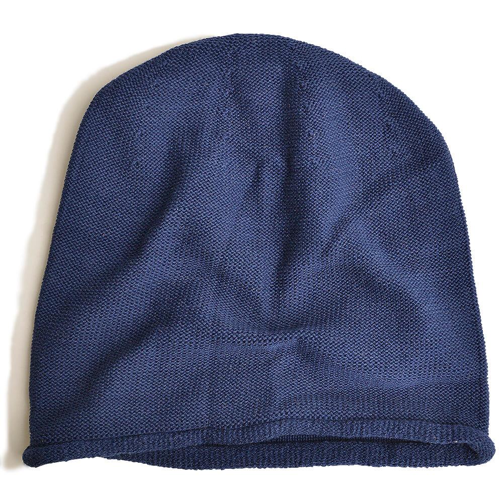 nakotaの帽子/ニット帽 ネイビー(15)
