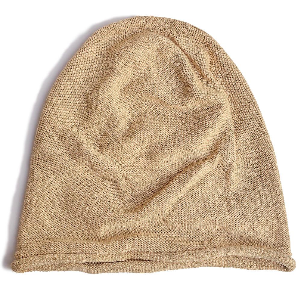 nakotaの帽子/ニット帽 ベージュ(71)