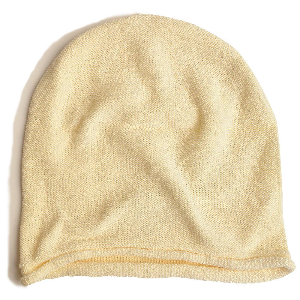 nakotaの帽子/ニット帽 ホワイト(85)
