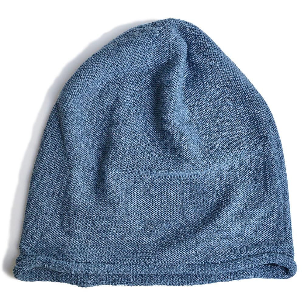 nakotaの帽子/ニット帽 グレー(90)