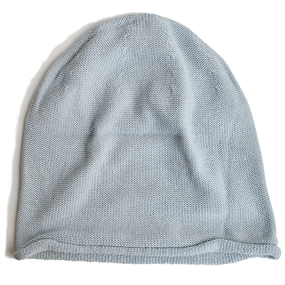 nakotaの帽子/ニット帽 ライトグレー(91)