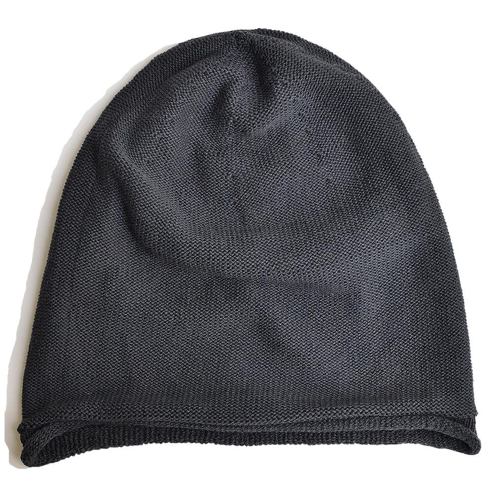 nakotaの帽子/ニット帽 チャコール(92)