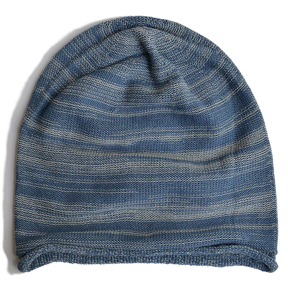 nakotaの帽子/ニット帽 ミックスグレー(93)