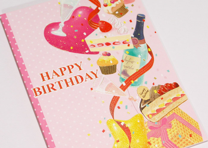 It Is A Lively Atmosphere Such As Birthday Cake And Champagne Lame Was Used In Abundance Attractive Far Away The Upscale Gift Help Send