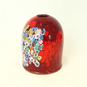 ベネチアングラスシャンデリアランプfc-562-goti-p-goto-red