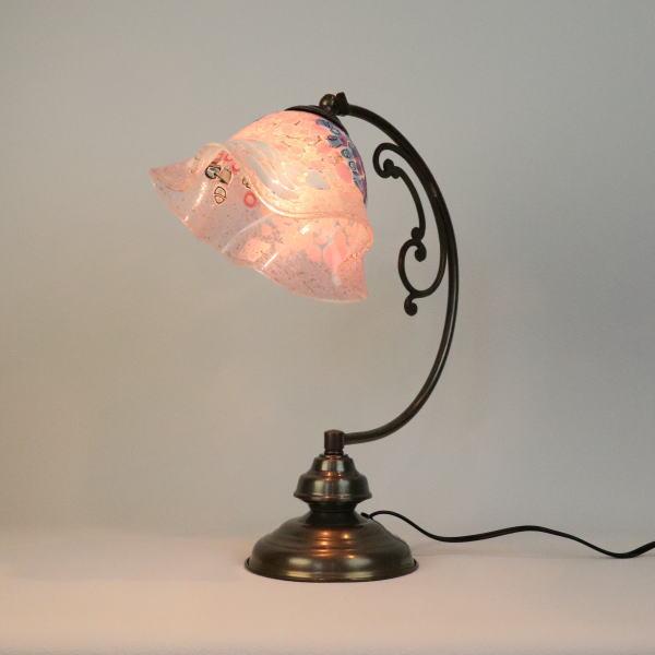 テーブルランプdd10ay-goti-p-smerlate-pink