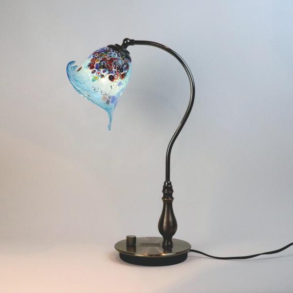 テーブルランプfc-570ay-goti-p-goto-azure