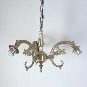 ベネチアングラスシャンデリアランプfc-621gold-silver-smerlate.jpg