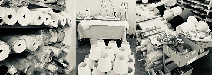 手作りランプシェード