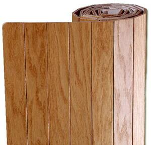 ウッドカーペット 高級オーク材を使用