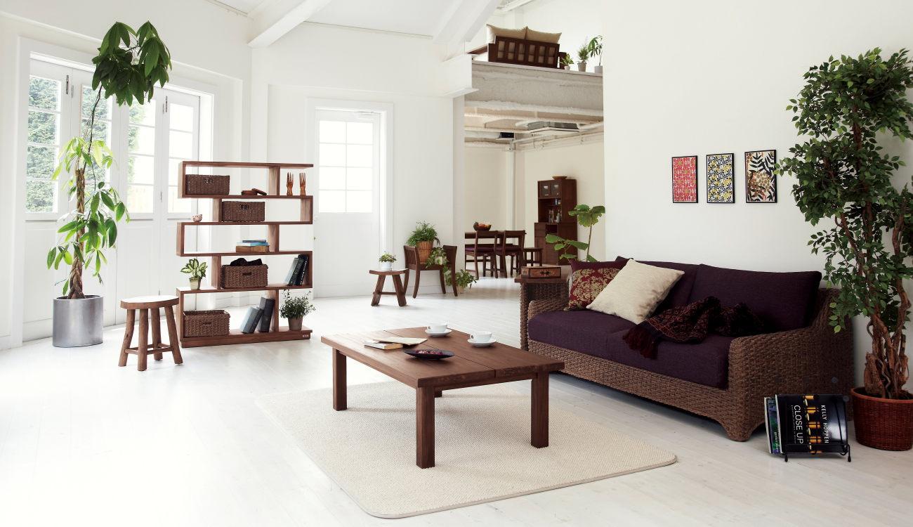 ランドマーク限定のプライベートブランド 他では買えない自社工場生産、当店限定販売のオリジナルアジアン家具、雑貨
