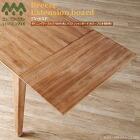 アジアン家具 ダイニングテーブル用 伸縮式 エクステンションボード 単品 チーク 木製 北欧 インテリア デザイナーズ  テーブル