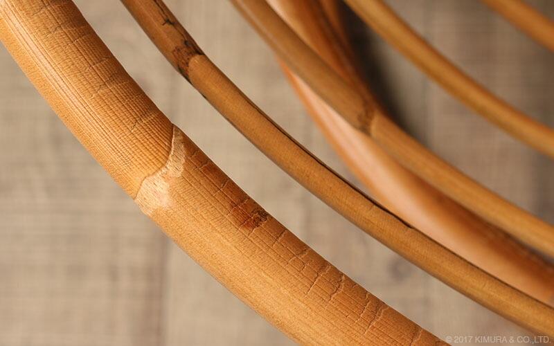 2017新発売のオシャレな籐製パパサンチェア