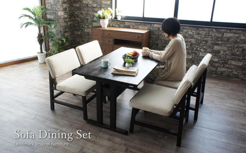 アジアン家具 ソファーダイニング ダイニングテーブル ダイニングチェア ダイニングソファ バリ