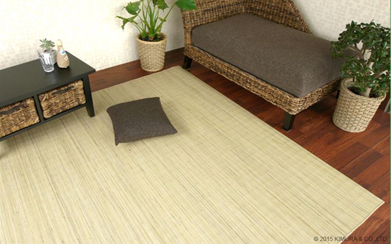 フローリング等の床が傷付きにくい裏貼りコットンタイプです。