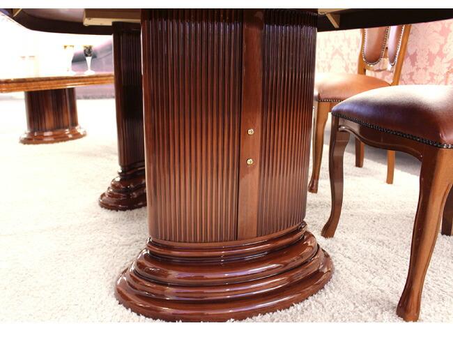 イタリア家具 クラシック家具 ダイニングテーブル