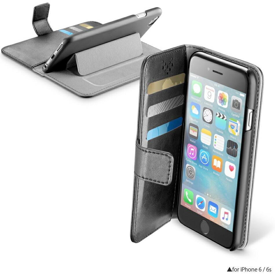 スタンド型アイフォン6sケース