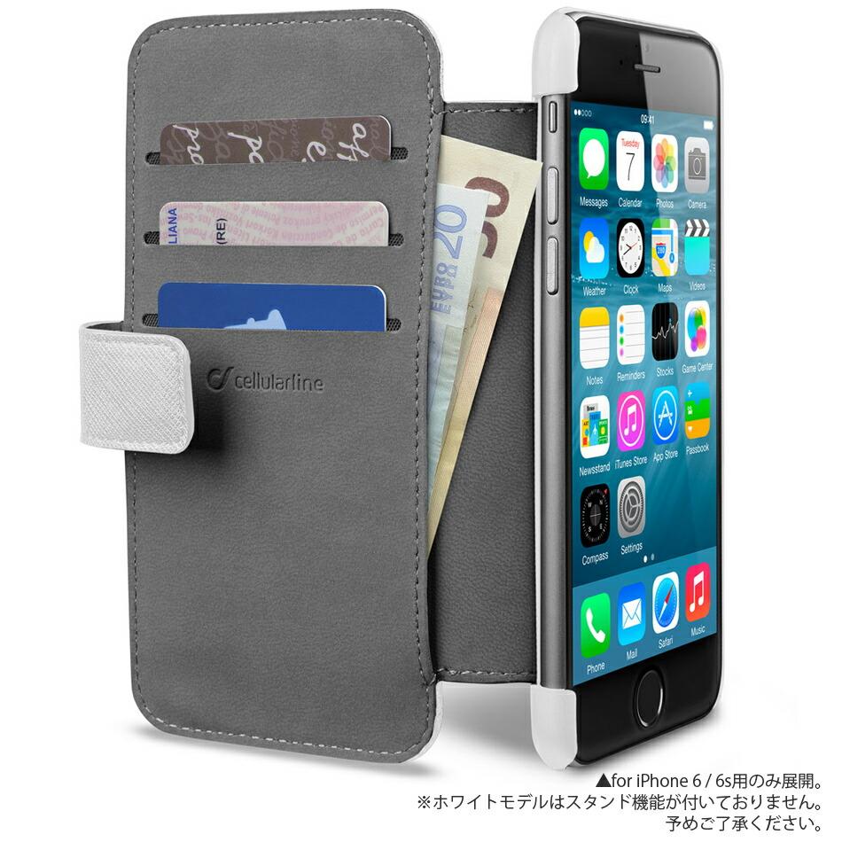スタンド型アイフォン6ケース