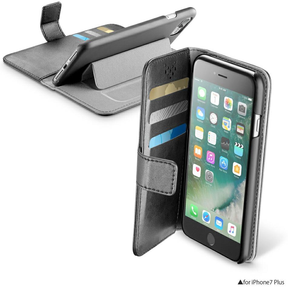 スタンド型アイフォン7プラスケース