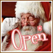 クリスマスコーナーオープン