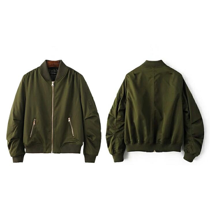 MA-1 ma1 メンズ エムエーワン MENS 中綿 ブルゾン ジャケット