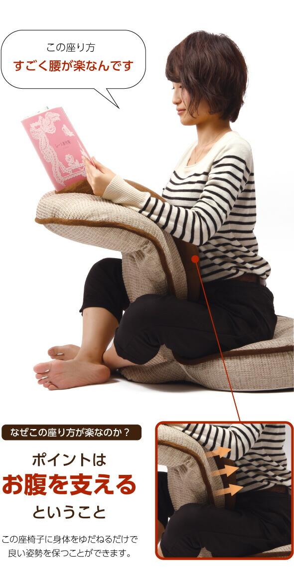【背筋がGUUUN 美姿勢座椅子】 【送料無料】 腰痛 (エグゼボートモスグリーンの美姿勢座椅子腰痛「背筋がGUUUN」) 【ポイント10倍】 ★美姿勢座椅子