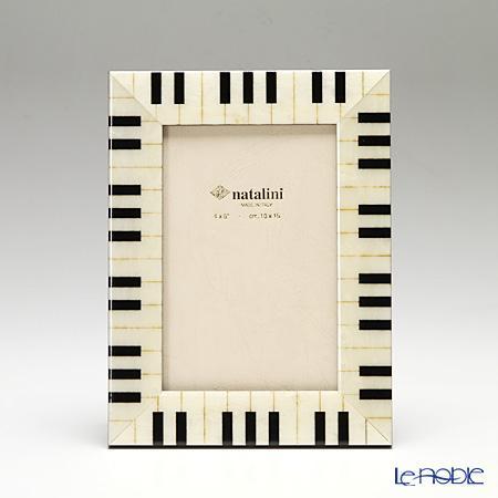ナタリーニ 象嵌フォトフレーム 10×15cm ピアノ