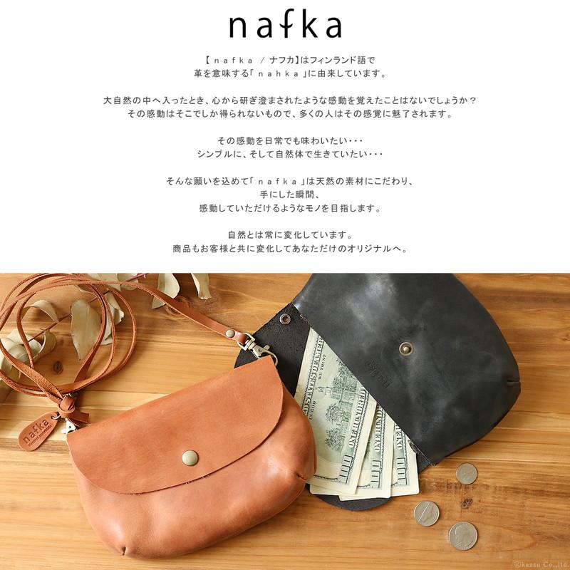 お財布ショルダー 財布  nafka ナフカ