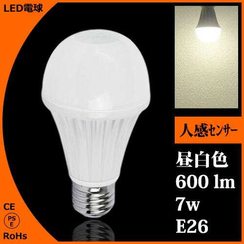 LED人感センサー