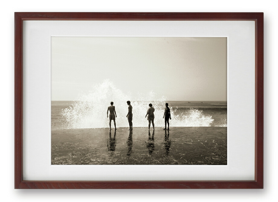 """From the series, """"The Seas. This is the Moment of Infinity"""""""