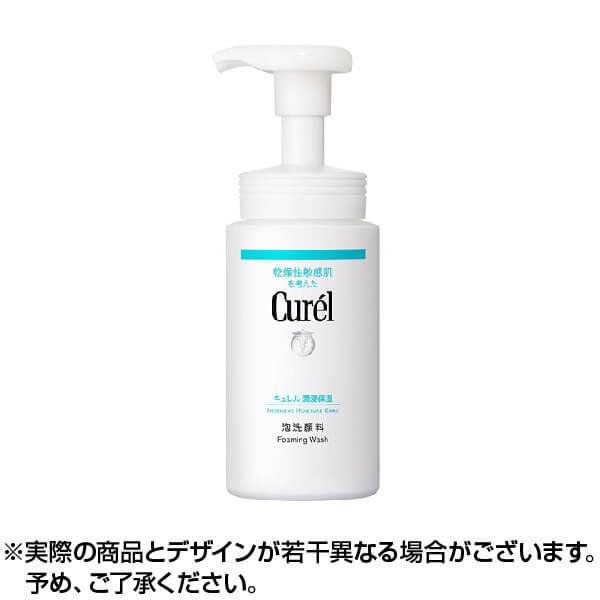 キュレル泡洗顔料本体150ml