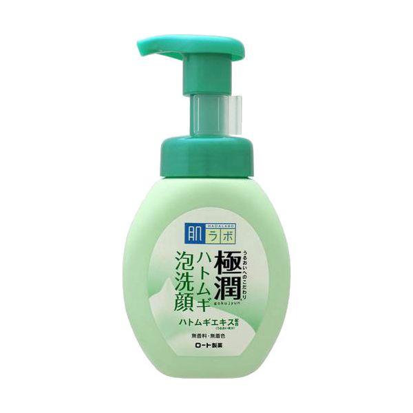 肌研極潤ハトムギ泡洗顔160ml