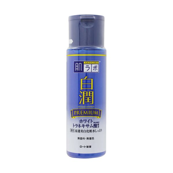 肌ラボ白潤プレミアム薬用浸透美白化粧水しっとり170mL