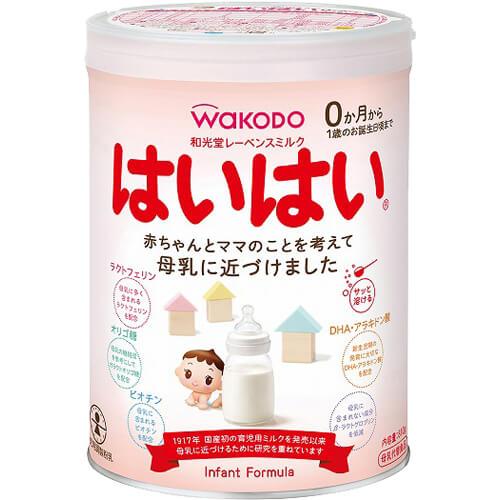【2~4営業日で発送※取寄せ】レーベンスミルク はいはい 810g | 和光堂 0か月~1歳のお誕生日頃まで 貯まったヤマダポイント消化に