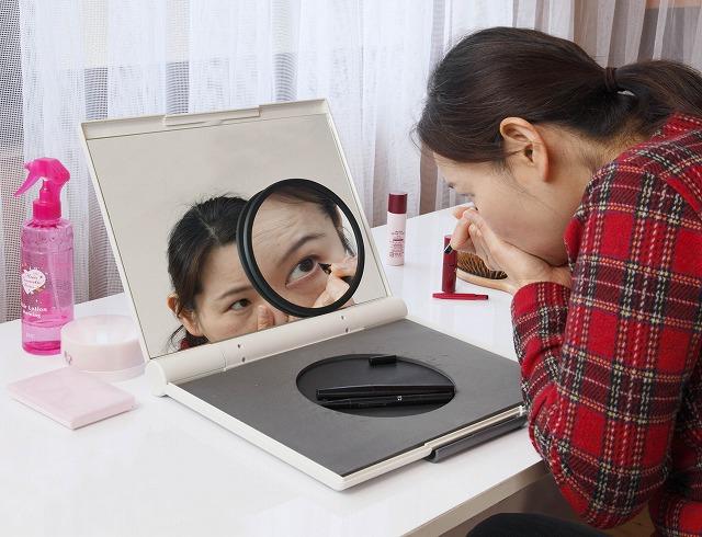 Lens Mm Rakuten Global Market For Mascara Makeup Mirror